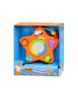 Музыкальная игрушка Звездочка WINFUN 0707 NL - mpl 0707 NL