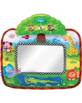 Музыкальное зеркало на кроватку WINFUN Уценка! - mpl 0216 NL