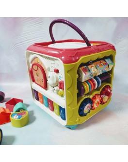 Музичний бізікуб Magic Box (648A-58)