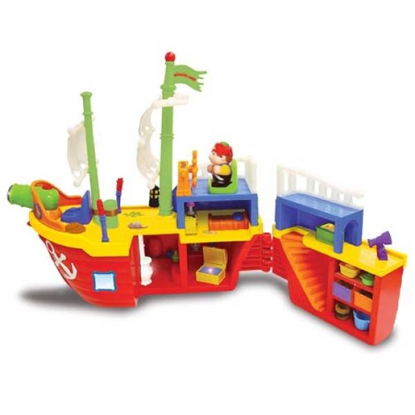 фото Пиратский корабль музыкальный Kiddieland - preschool - KDS 038075