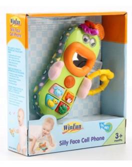 Развивающая игрушка Телефон WINFUN 0608 NL - mpl 0608 NL
