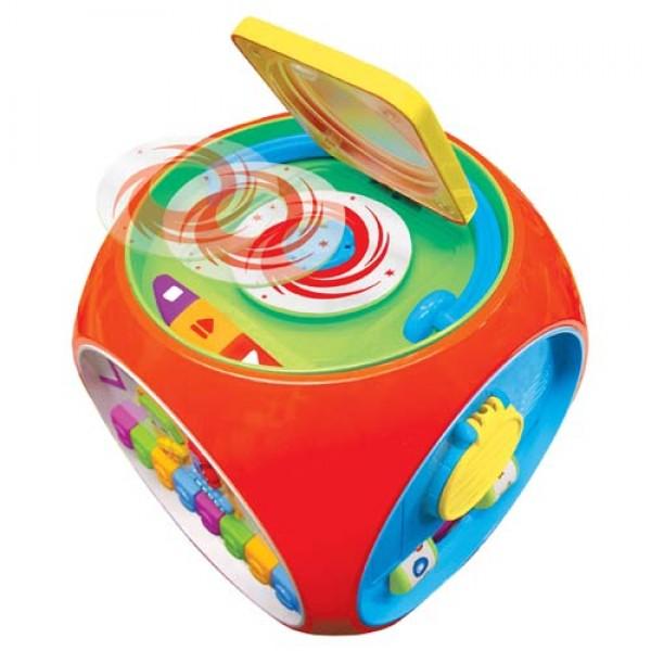 игровой центр мультикуб kiddieland preschool 049775