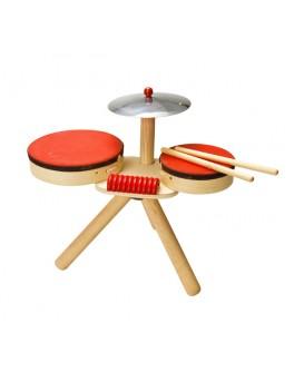 Деревянная игрушка Музыкальная группа Plan Toys (6410)