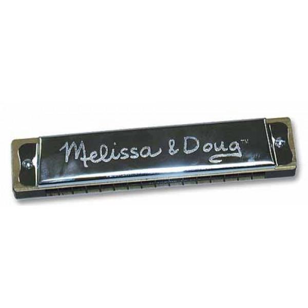 """Детская губная гармошка """"Гармоника"""" Melissa & Doug на 16 тонов - MD 1302"""