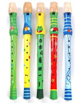 Игрушки из дерева Флейта детская - der 217