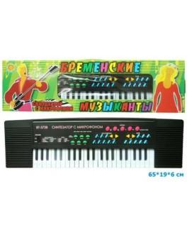 Детская игрушка синтезатор BT-3738 - MLT BT-3738
