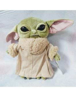 Дитяча м'яка іграшка Зоряні війни - Малюк Йода 20 см (BY1061)