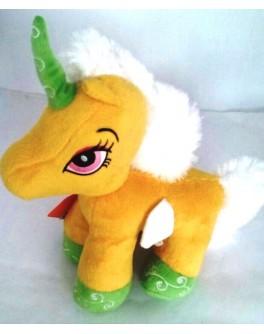 Мягкая игрушка Пони Единорог, 30*15 см