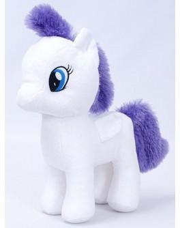 Мягкая игрушка Пони Рарити, 30*15 см