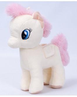 Мягкая игрушка Пони Скромница, 30*15 см