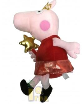 Свинка Пеппа Принцесса 40 см - VES 00098-8