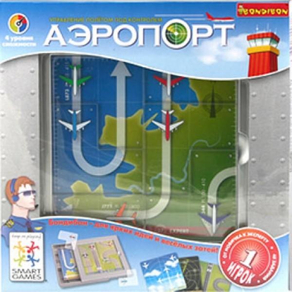 Аэропорт настольная игра Smart Games - BVL SG 202
