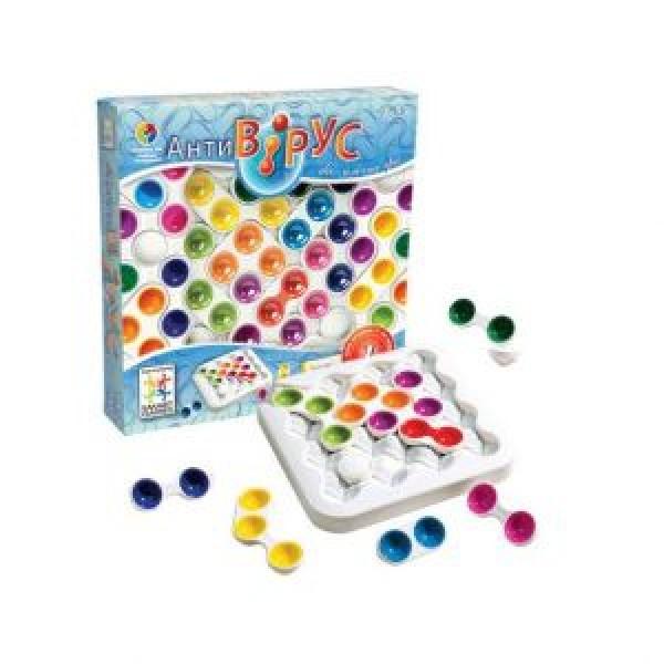 Настольная игра Smart Games АнтиВірус - BVL SG 520