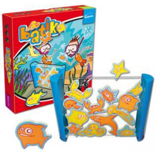 BATIK KIDS (Батик) Настольная игра - KKlab 20125