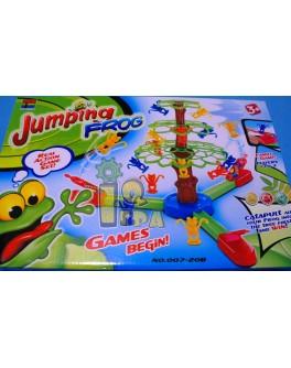 Прыгающая лягушка, настольная игра