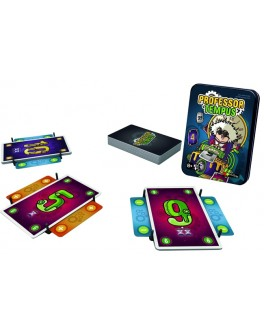 Карточная игра Professor Tempus (Профессор Темпус) Gigamic