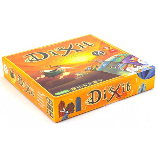 Діксіт, гра - пригода - dtg 0109