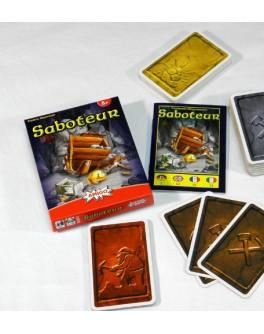 Игра Саботер Saboteur Гномы вредители - dtg 0730
