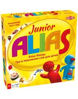 Настольная игра Tactic Alias Junior, укр. (54337)
