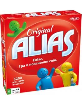 Настольная игра Tactic Alias, укр. (54335)