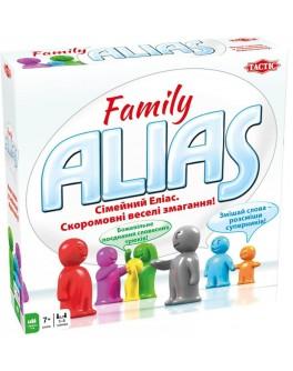 Настольная игра Tactic Семейный Alias, укр. (54336)