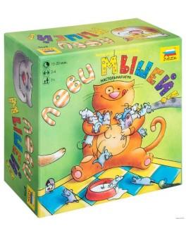 Настольная игра Лови мышей - pi 8775