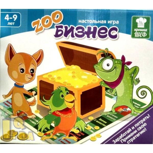 игра стратегия  Зообизнес VT2309-02