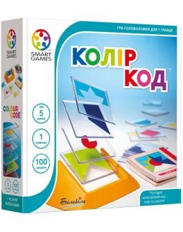 Настільна гра Кольоровий код (Колір код) Smart Games - BVL SG 090