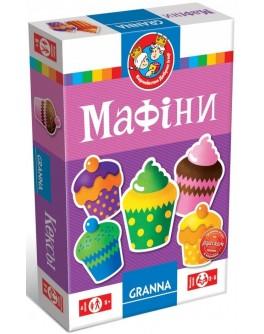 Карточная игра Granna Мафины (82302) - bvl 82302