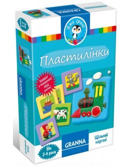 Настольная игра Granna Пластилинки (82661) - BVL 82661