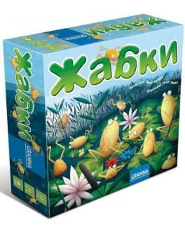 Настольная игра Granna Жабки (82838) - BVL 82838
