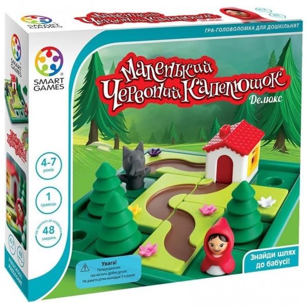 игра головоломка Маленькая красная шапочка, Smart Games SG 021 UKR