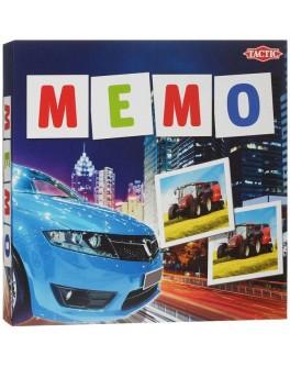 Настольная игра Tactic Мемо Транспорт (41442)