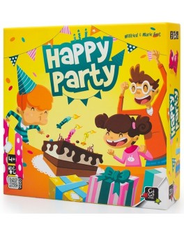 Настольная игра Загадай желание (Happy Party)  - pi 10011