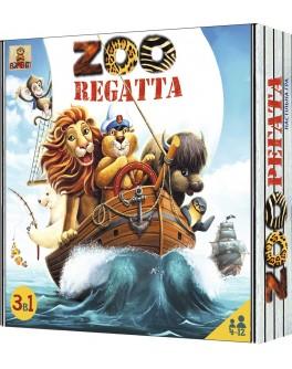Настольная игра ZOOрегата Зоорегата
