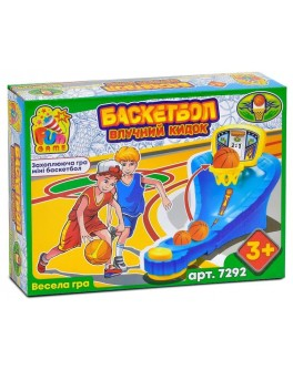 Настольная игра Fun Game Баскетбол (7292)