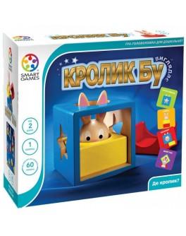 Кролик Бу Настольная игра (укр.) Smart Games - BVL SG 037 UKR
