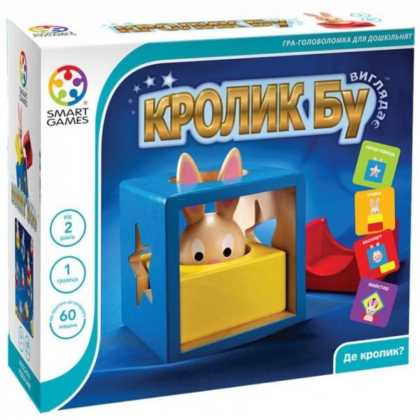 настольная игра Кролик БУ Smart Games SG 037 UKR