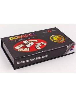 Настольная игра Домино (в коробке с магнитом) - pi IG-4010S