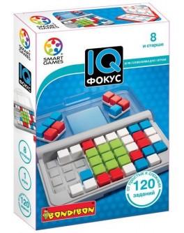 IQ-Фокус Дорожная игра Smart Games - BVL SG 422 UKR