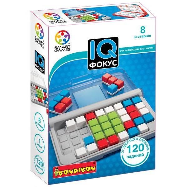 игра IQ-Фокус Smart Games SG 422 UKR