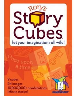 Настольная игра Кубики Историй Рори (Rorys Story Cubes) - dtg 2152