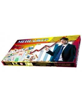 Игра экономическая Менеджер - ves 0222
