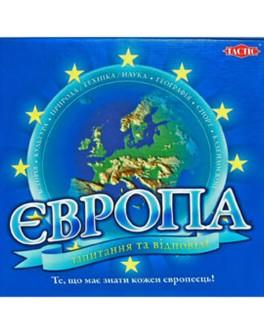 Европа настольная игра - BVL 02396