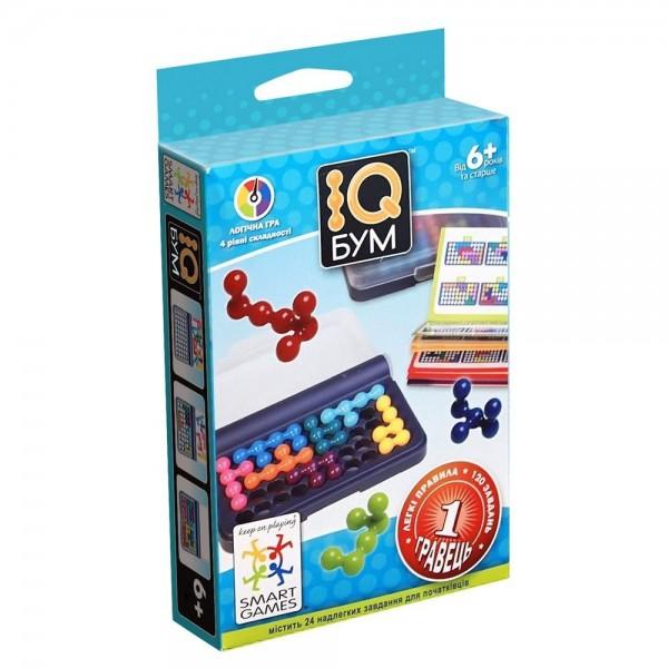 игра дорожная IQ Бум Smart Games SG 423 UKR