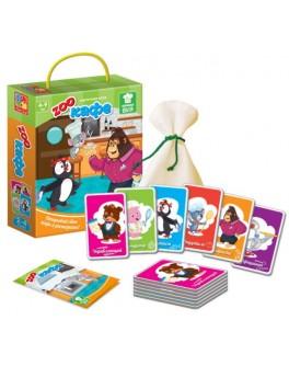 Карточная игра Vladi Toys Зоокафе (VT2308-01) - VT2308-01|VT2308-09