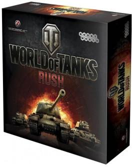 Карточная игра Мир Танков: Раш (World of Tanks: Rush) Hobby World  - dtg 1341