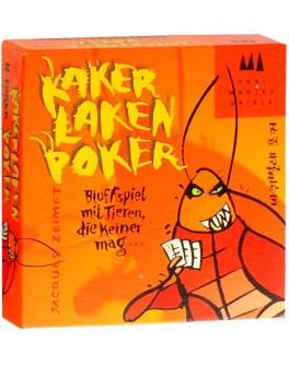 Карточная игра Тараканий покер (Kakerlaken-Poker) Drei Magier Spiele - dtg 0078
