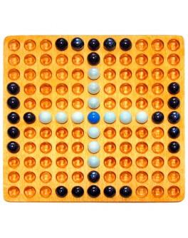 Настольная игра Тавлеи (Хнефтафл, Хнафатафл) - kgol D014