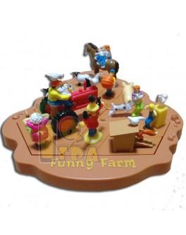 Дядюшкина ферма Настольная игра-головоломка - MNI 70220